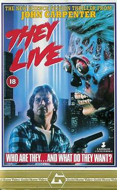 They Live Poster 1988 Carpenter Rowdy Roddy