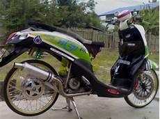 Modifikasi Motor Fino Premium by Modifikasi Motor Mio J Mio Fino Mio Soul Terbaru