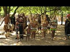 2010 Afrika Zulus Tanz Der Krieger Mpg