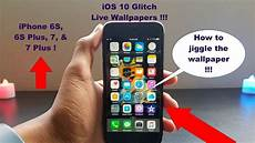 jailbreak live wallpapers live wallpapers on ios 10 glitch no jailbreak