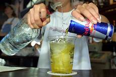 mixing red bull and alcohol is a really bad idea