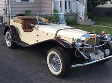 model 1929 mercedes gazelle kit car for sale photos