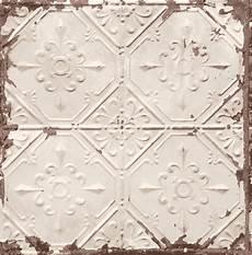 Tapeten Auf Fliesen - tapete fliese vintage shabby grau 022332