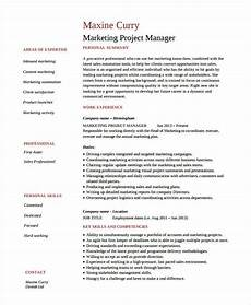 marketing resume exles 47 free word pdf documents download free premium templates