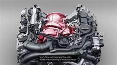 audi s4 b9 3 0 tfsi engine youtube