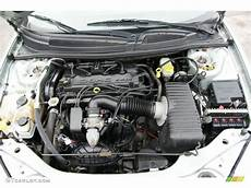 2005 Chrysler Sebring Engine 2005 chrysler sebring sedan 2 4 liter dohc 16 valve 4