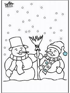 Malvorlage Schneemann Und Schneefrau Malvorlagen Schneemann 4 Malvorlagen Schnee