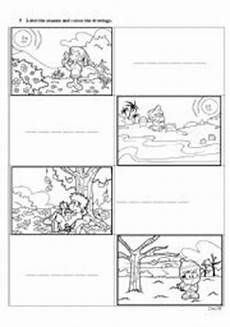 new 276 grade worksheet on seasons firstgrade worksheet