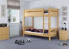 Erst Holz 174 Etagenbett F 252 R Erwachsene Kiefer 90 215 200