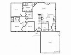 house plans single level ranch house plan d67 1620a the house plan site