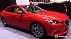 Mazda 6 Sportsline - 2016 mazda 6 revolution skyactiv g 192ch exterior and