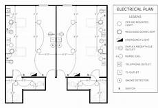 electrical symbols for house plans patient room electrical plan parra electric inc