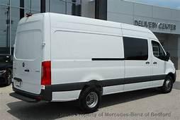 New 2019 Mercedes Benz Sprinter 4500 Cargo Van CARGO VAN