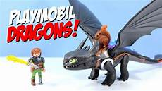 Playmobil Ausmalbilder Dragons How To Your Playmobil Hiccup And Toothless
