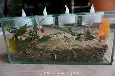 Facile Et Beau Gusta Herbstdeko Im Glas