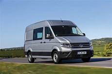 What Awards 2018 Lcv Of The Year Volkswagen Crafter