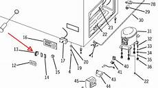 ge upright freezer wire diagram i a stand along ge freezer model fcm7 we lost power this afternoon for 3 hours when the