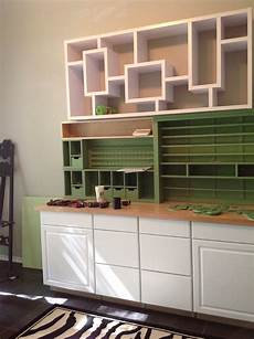 martha stewart craft room furniture in green with images