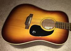 epiphone 12 string guitar epiphone ft 160 texan 12 string acoustic guitar mij norlin reverb