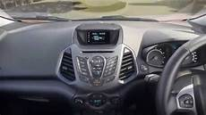 2015 ford ecosport interior hd