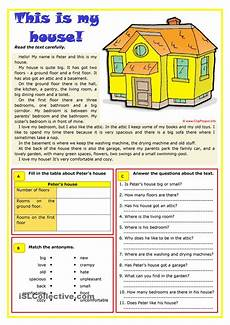 places in the house worksheets 15999 house furnituretake the pen