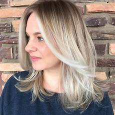 Past Shoulder Length Hairstyles