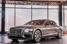 2020 bentley flying spur dailyrevs