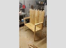 Pallet wood bench   buildsomething.com