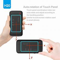 Wireless Backlight Whole Panel Touchpad Learning by H20 2 4g Wireless Backlight Whole Panel Touchpad Ir