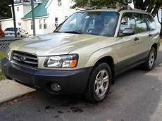 how cars run 2003 subaru forester parental controls buy used 2003 subaru forester x wagon 4 door 2 5l gold inspected clean awd 140k in waterbury