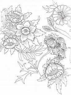 Jugendstil Malvorlagen Blumen Pin Zhuk Auf орнамент Blumen Zeichnen