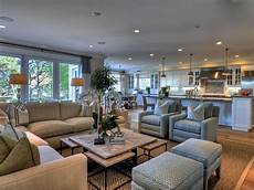Ideas For Kitchen And Family Room by 24 Large Open Concept Living Room Designs Page 4 Of 5