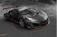 2019 acura nsx gt3 made faster with new bodywork