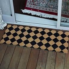 Door Outdoor Mat by Fab Door Mat 45x120 Coir Pvc Backed Doormat