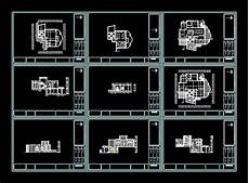 dwg house plans old fashion house 2d dwg plan for autocad designs cad