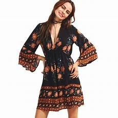 boho dresses for summer v