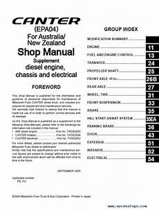 online car repair manuals free 1995 mitsubishi truck spare parts catalogs mitsubishi fuso canter truck service manual pdf
