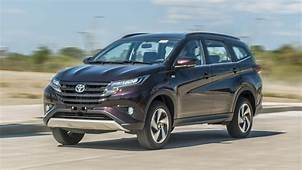 2019 Toyota Rush Review Specs Prices Features
