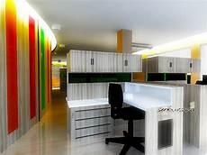Seribu Ruang Perancangan Interior Kantor Asia Paragon