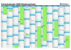 Neuer Feiertag Niedersachsen 2018 - ferien niedersachsen 2019 2020 ferienkalender