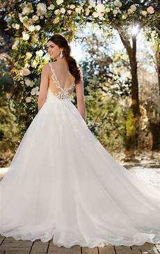 princess wedding dresses textured princess wedding gown essense of australia