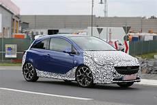 corsa e opc tuning 2015 opel corsa opc spied testing autoevolution