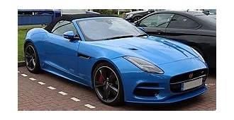 Jaguar F Type  Wikipedia