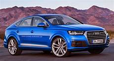 audi q8 coupe suv imagined with design cues from all new