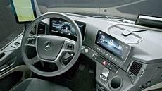 mercedes truck 2019 2019 mercedes actros interior