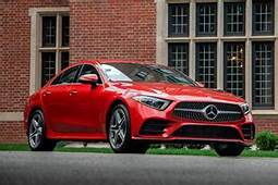 2020 Mercedes Benz CLS Class Review Trims Specs And