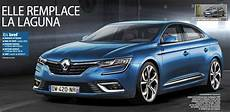 2016 Renault Laguna Rendered As To Production