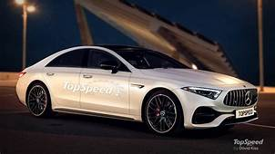 2019 Mercedes Benz CLS Review  Gallery Top Speed