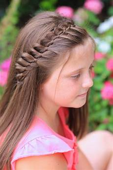 4 strand braid easy hairstyles cute