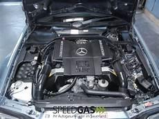 Mercedes Sl500 R129 Mit Venturi Gasanlage Speed Gas De
